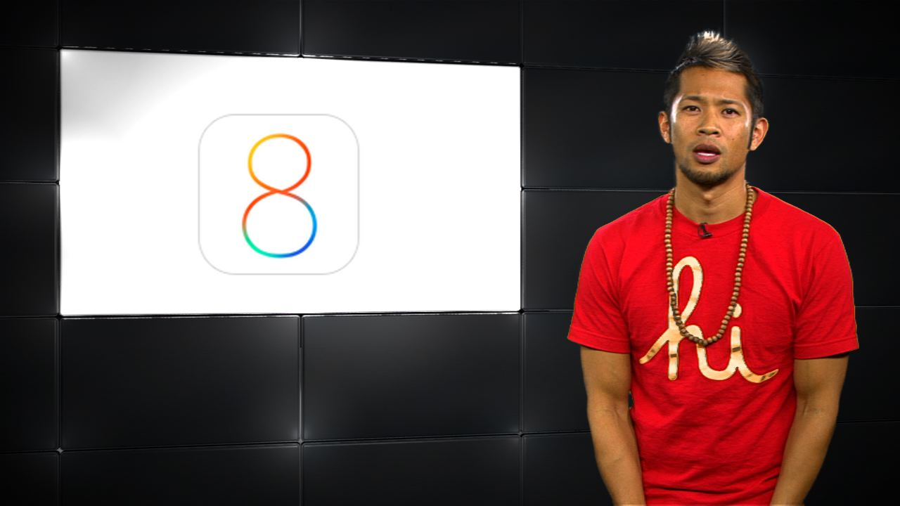 Video: Hidden features inside of iOS 8