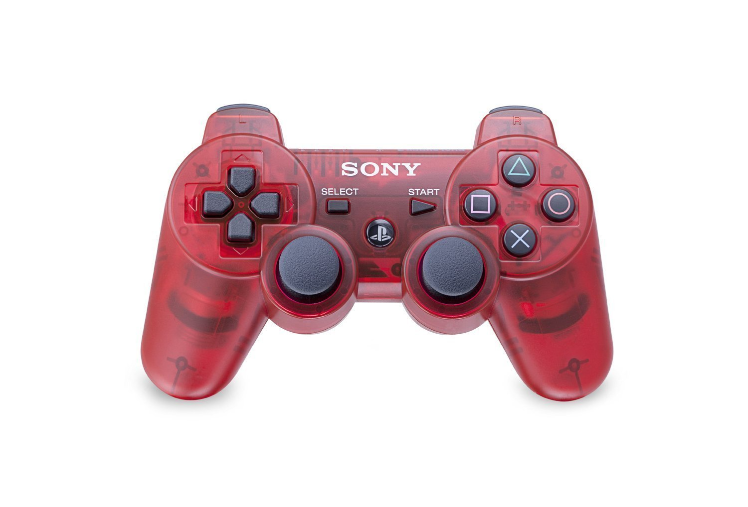 Sony DualShock 3 (Crimson Red)
