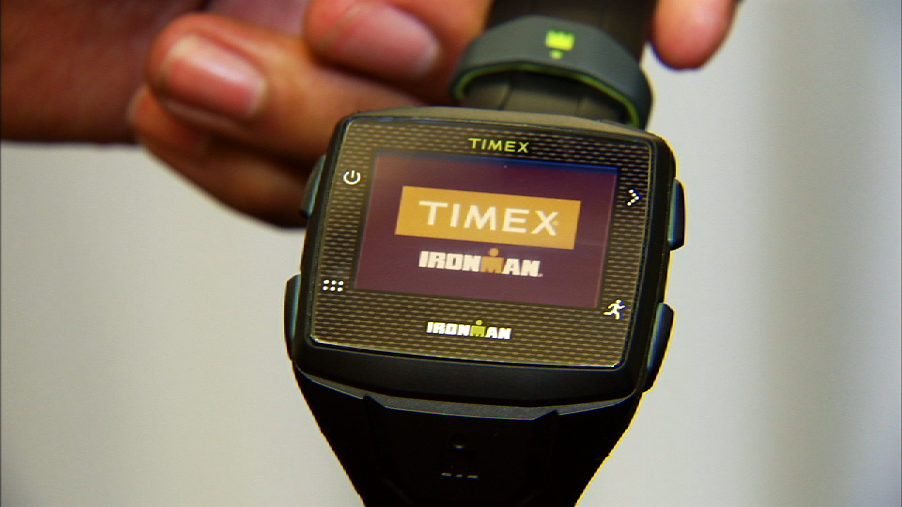 Video: The Timex Ironman One GPS+ smartwatch lets you leave the phone behind