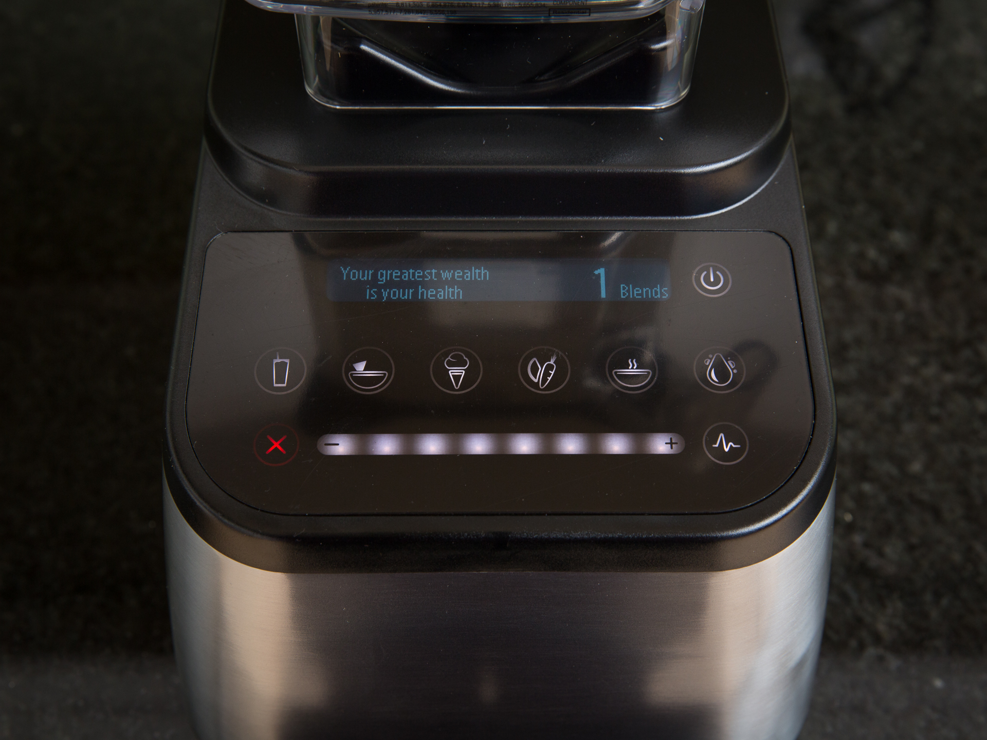 Video: The Blendtec Designer 725 is too powerful for its own good