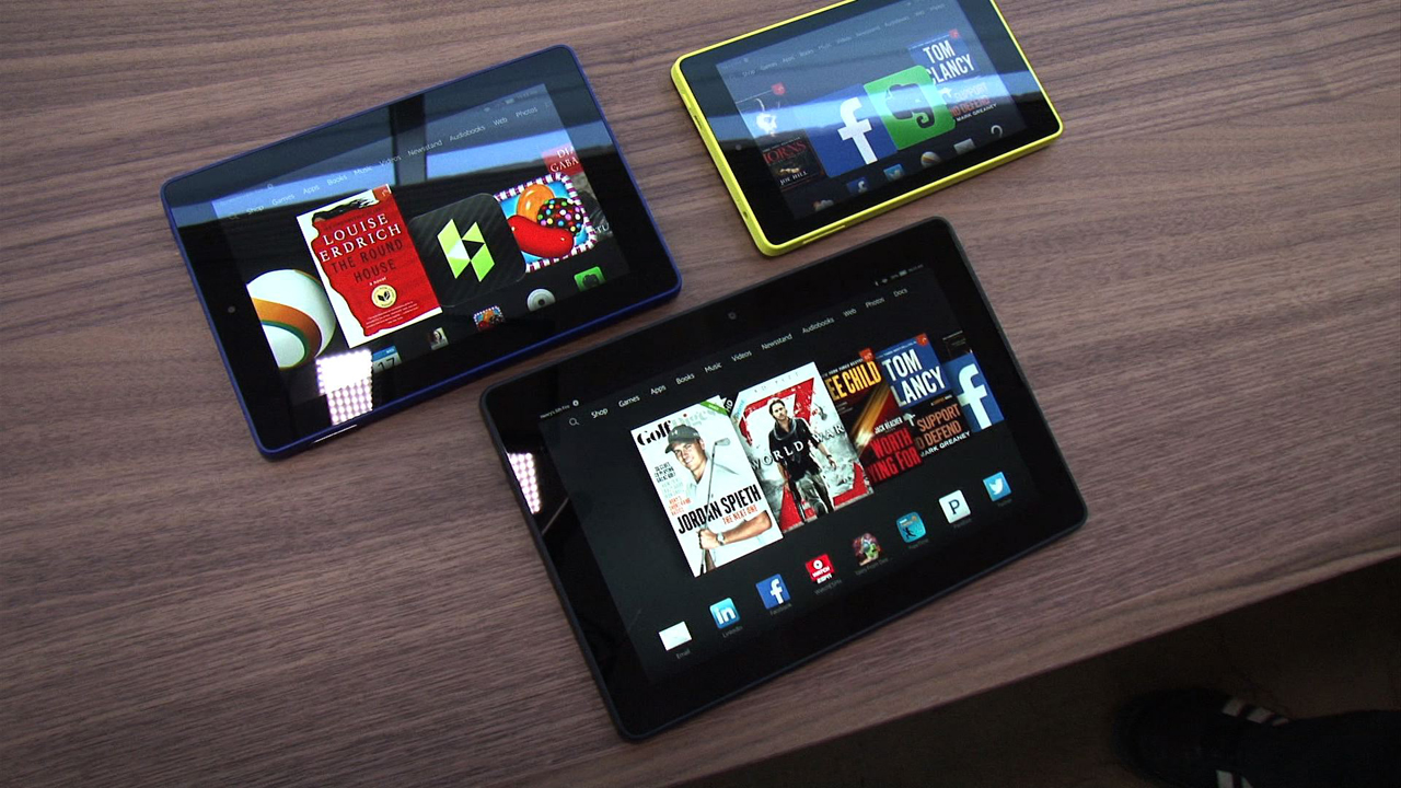 Video: Rounding up Amazon's 7 new Kindles