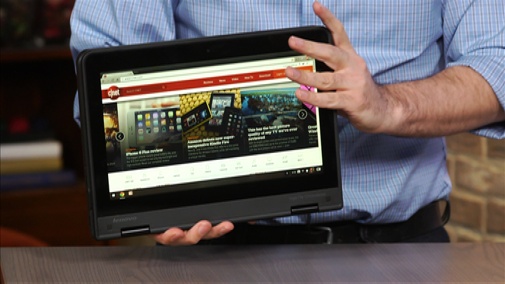 Video: Lenovo brings the flexibility of a Yoga to its touchscreen Chromebook