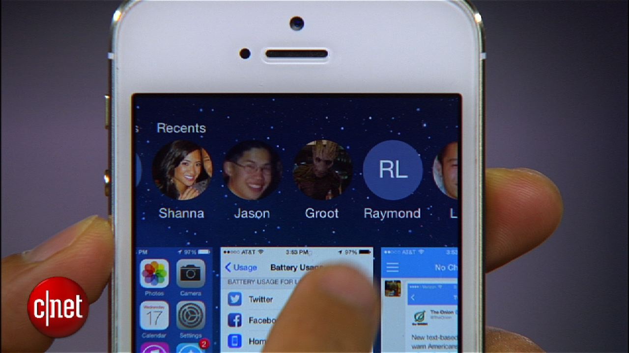 Video: The hidden features inside iOS 8