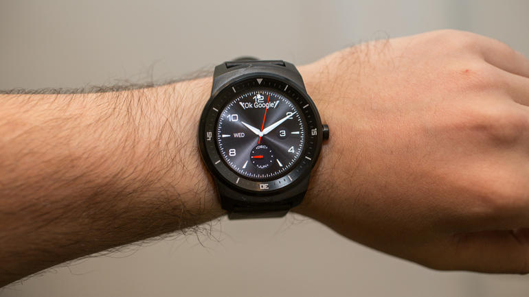 LG prepping 3G-connected smartwatch, leaks indicate