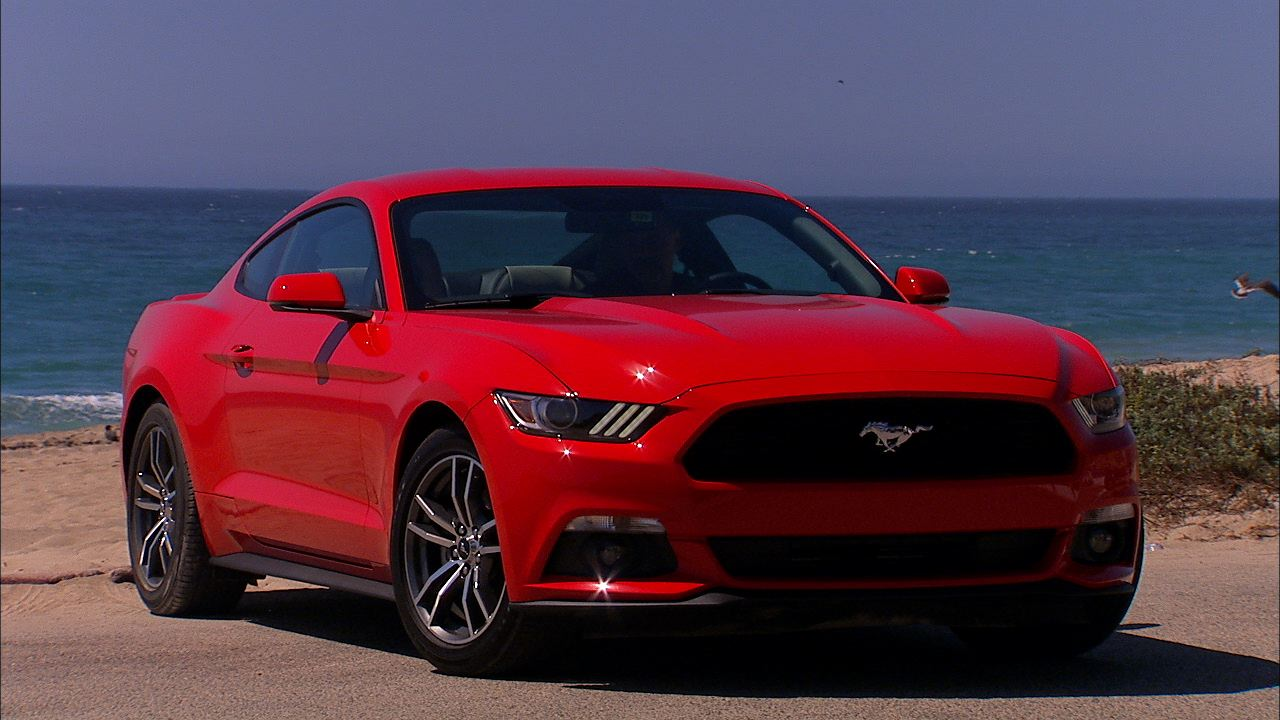 Video: 2015 Ford Mustang: Ready for the world stage? (CNET On Cars, Episode 51)
