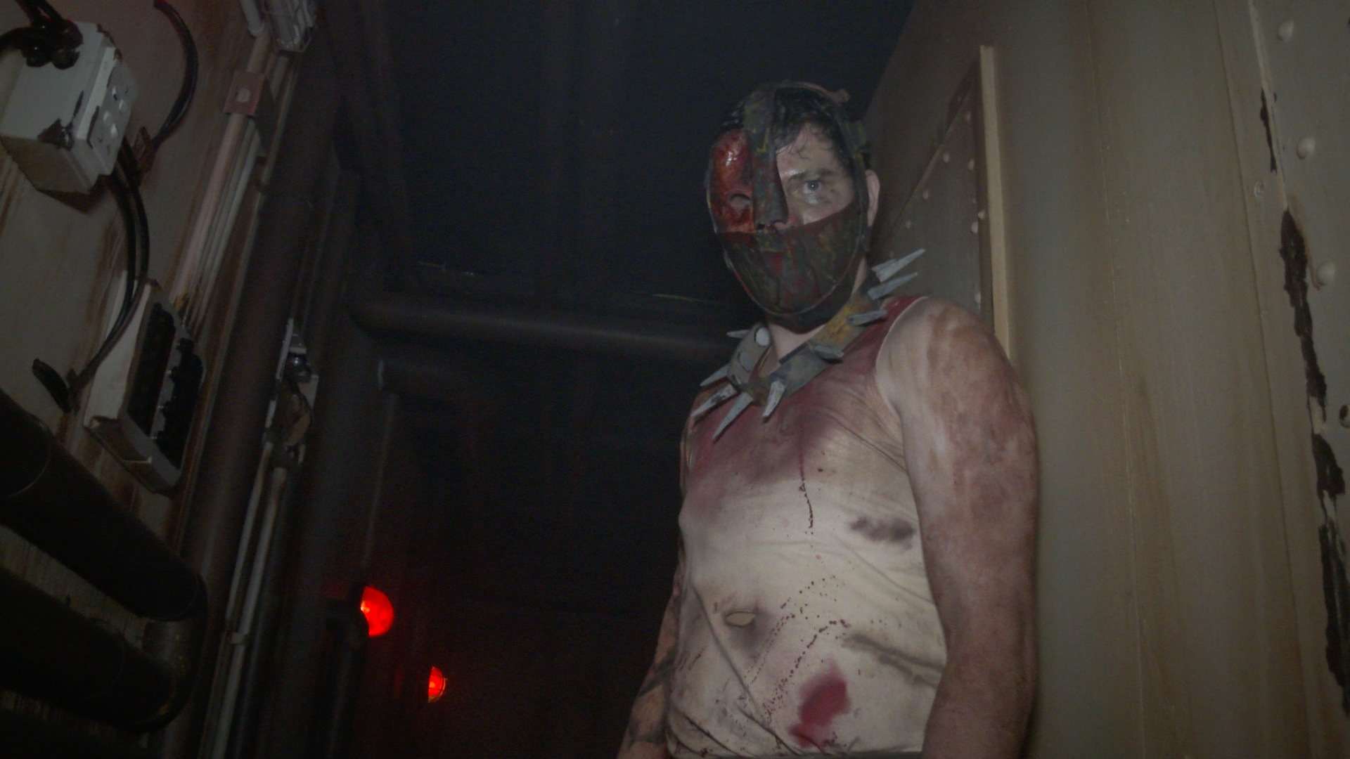 Video: Movie World brings The Evil Within to life