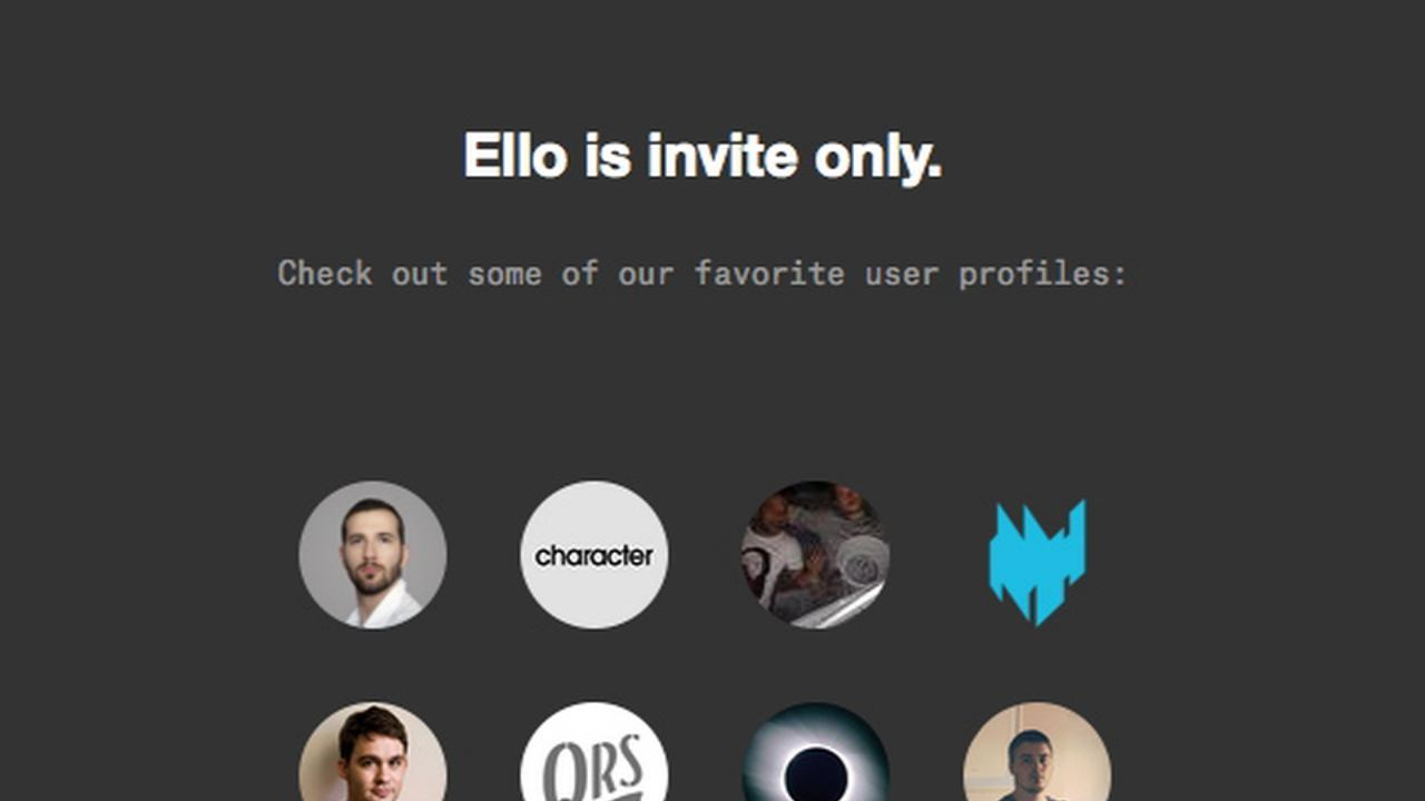 Video: Behind Ello hype, a Facebook rebellion brews