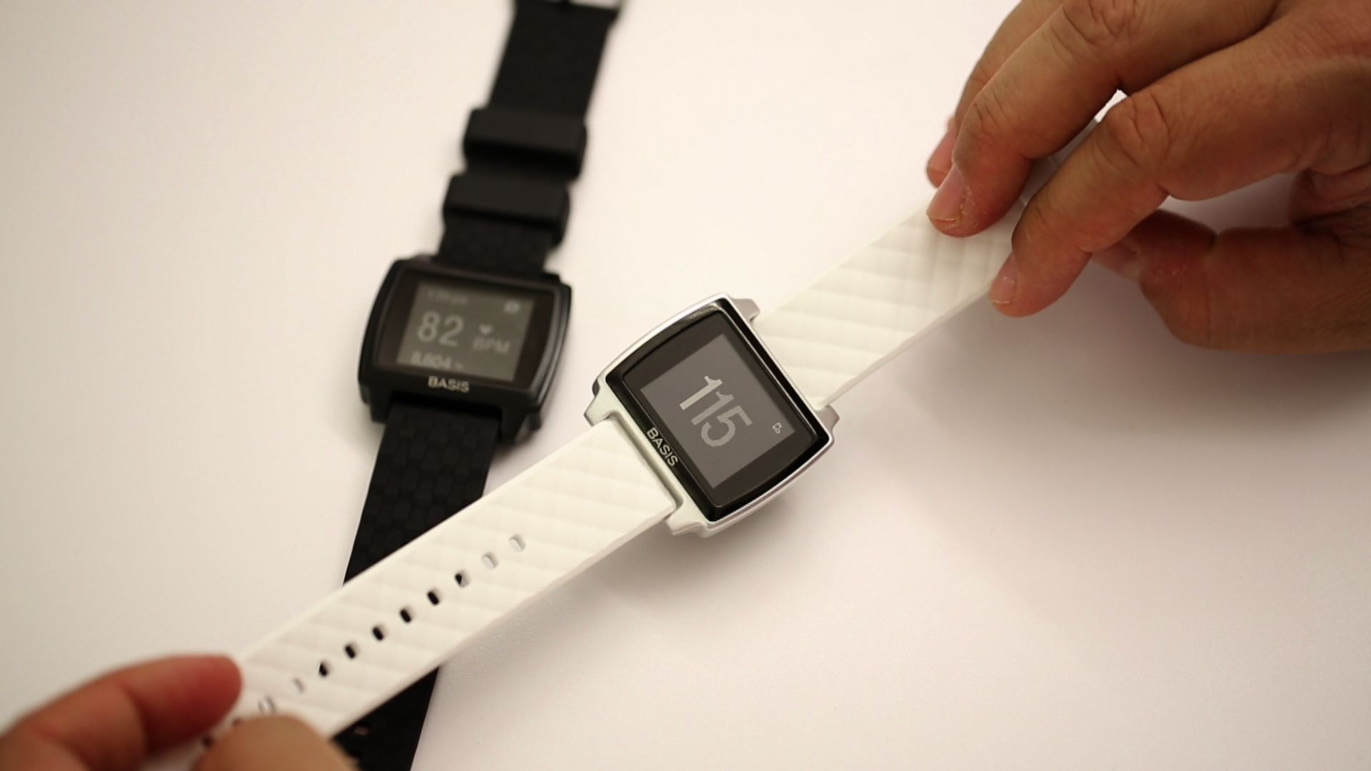 Video: Basis Peak aims to track your health and heart rate, all the time