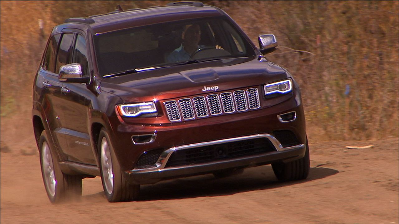 Video: 2014 Jeep Grand Cherokee Diesel