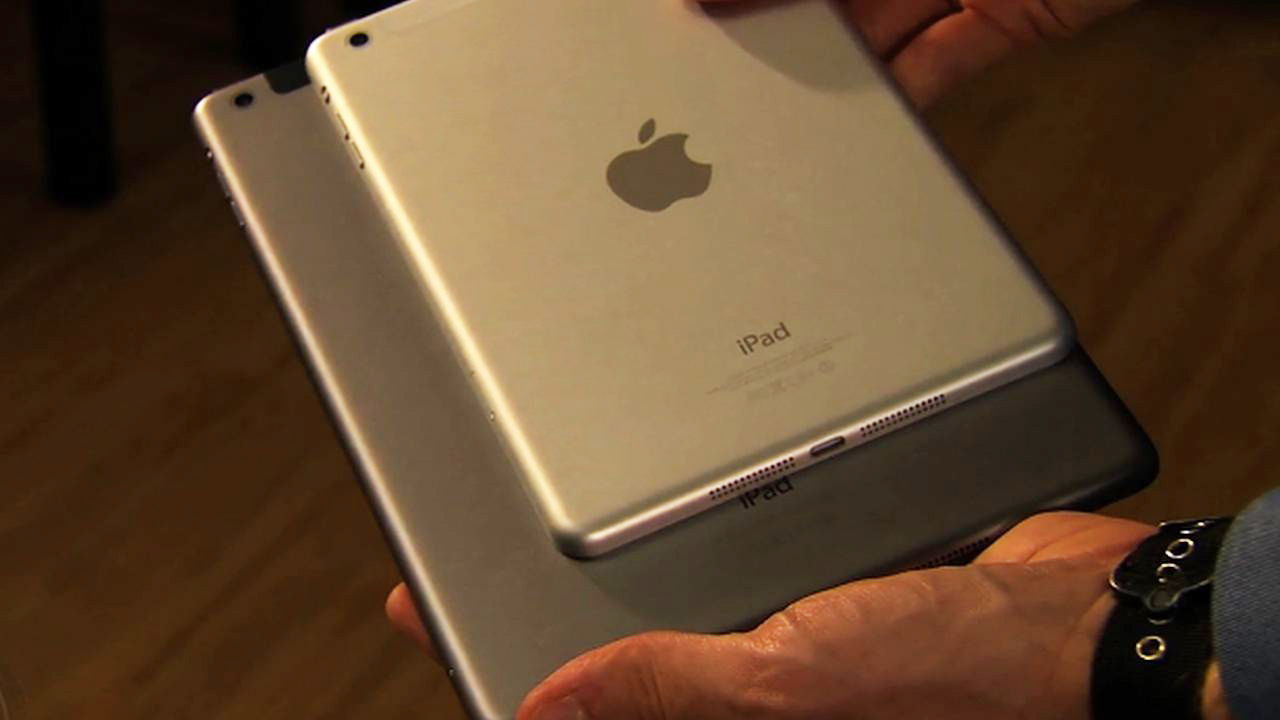 Video: Golden iPads, larger Nexus phone may come this month