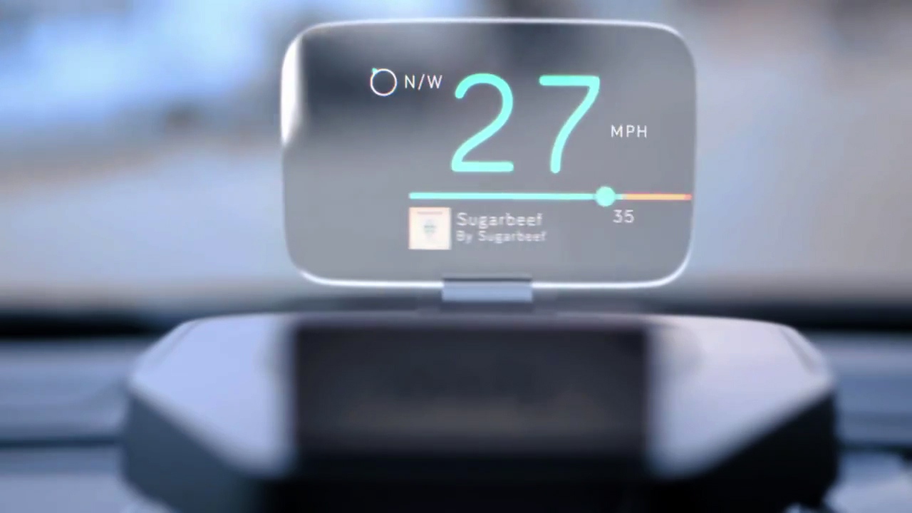 Video: Is it finally time for head-up displays in cars?