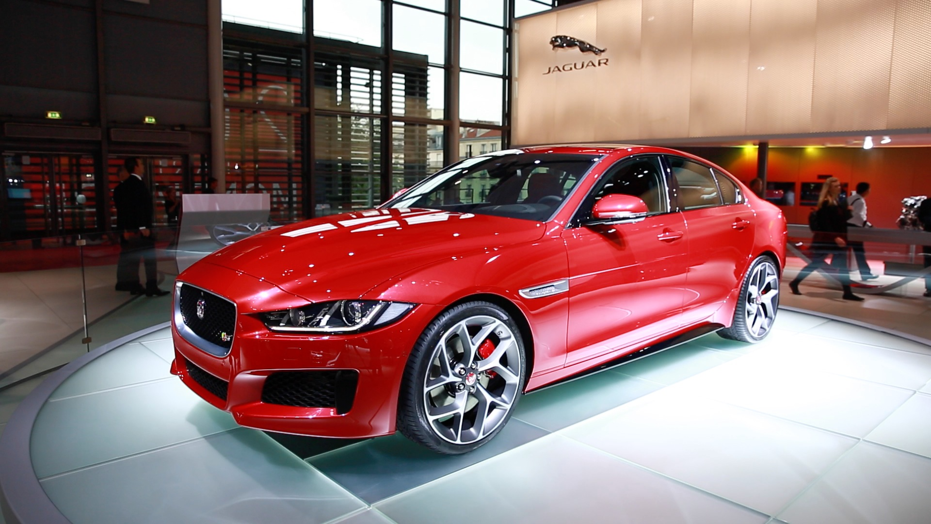 Video: Jaguar goes accessible with the XE