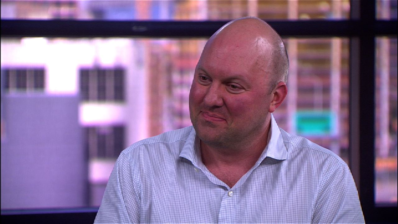 Video: Marc Andreessen on two ways startups shouldn't spend money