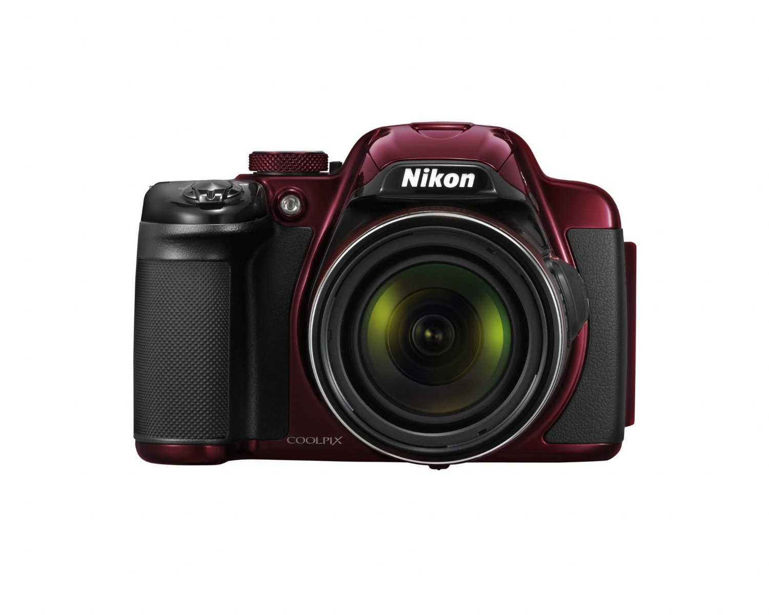 Nikon Coolpix P520 (Red)