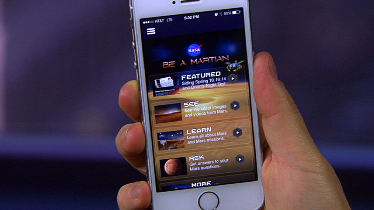 Video: Blast off into space with these apps
