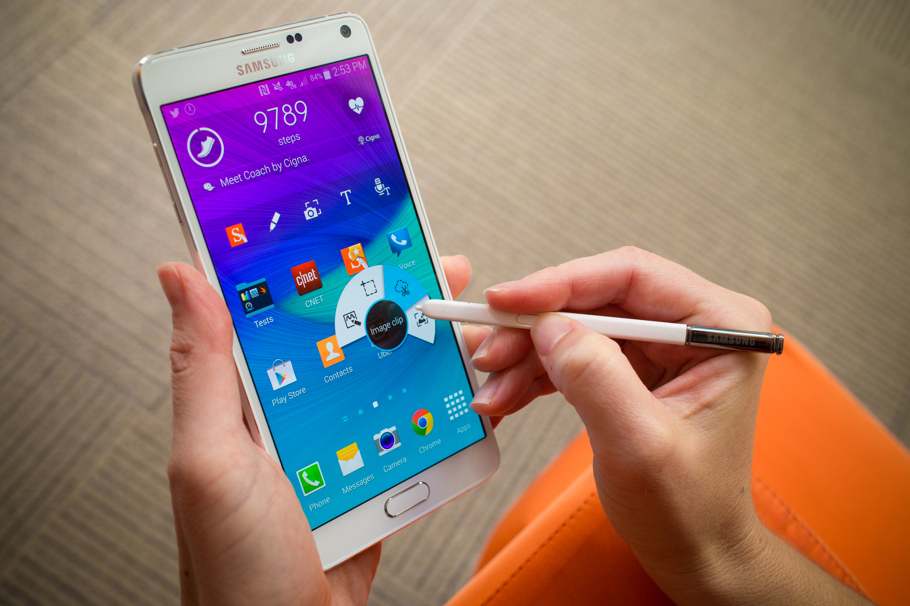 Samsung Galaxy Note 4 review - CNET