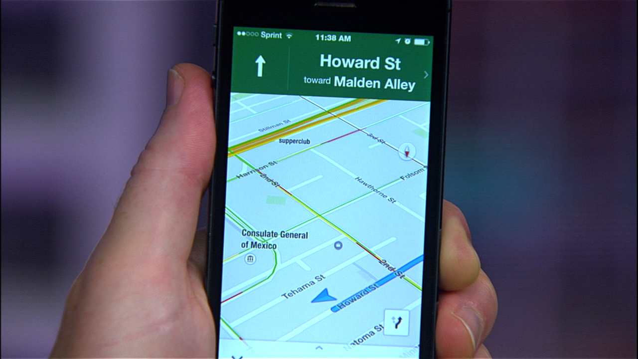 Video: Force iOS 8 to use Google Maps