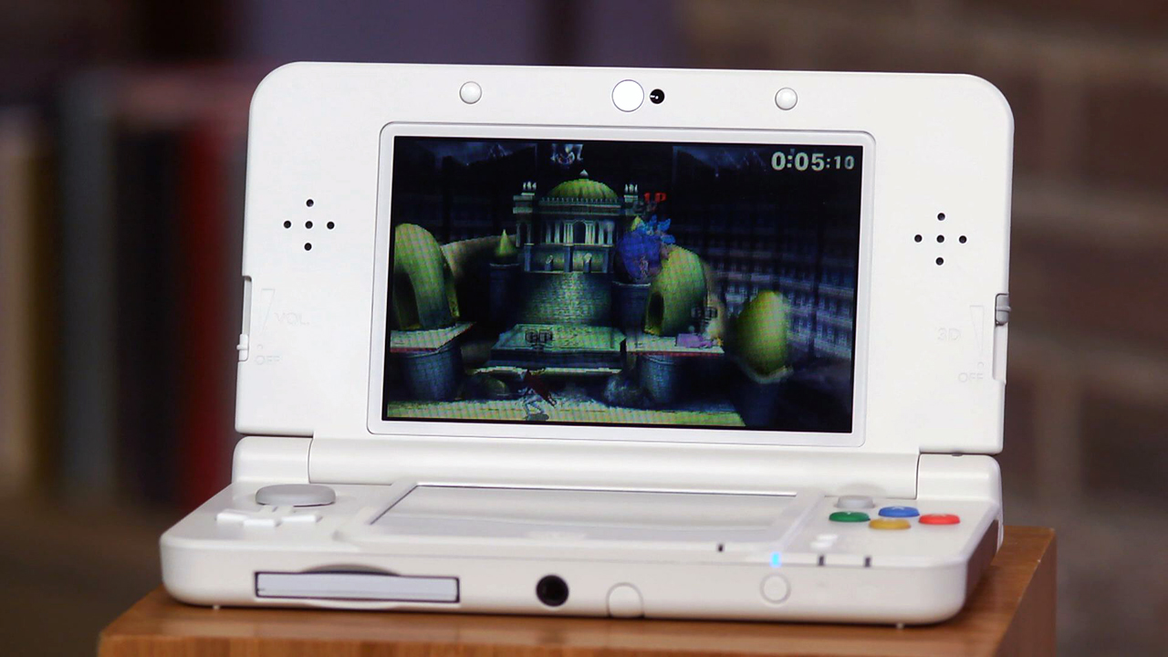 Video: New Nintendo 3DS improvements are minor, but effective
