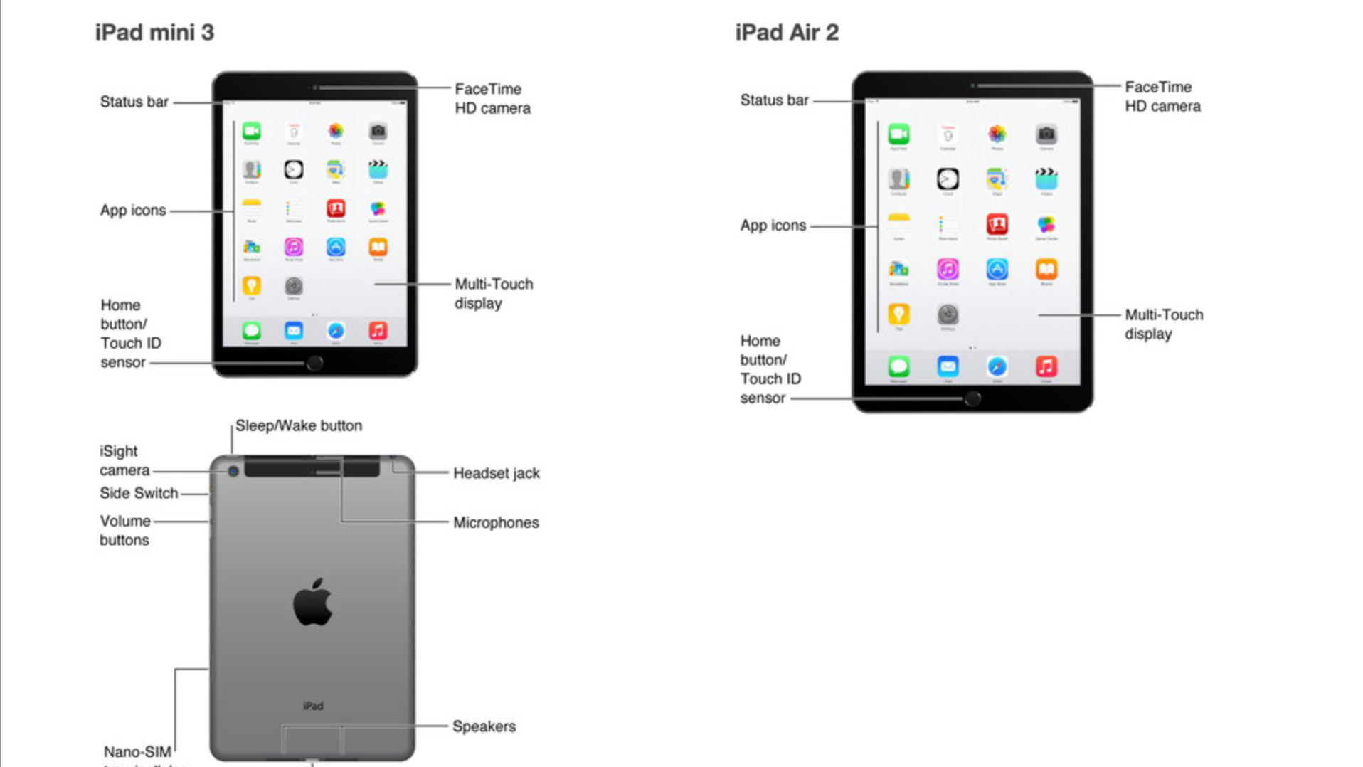 Video: iPad leak steals Google's Nexus glory