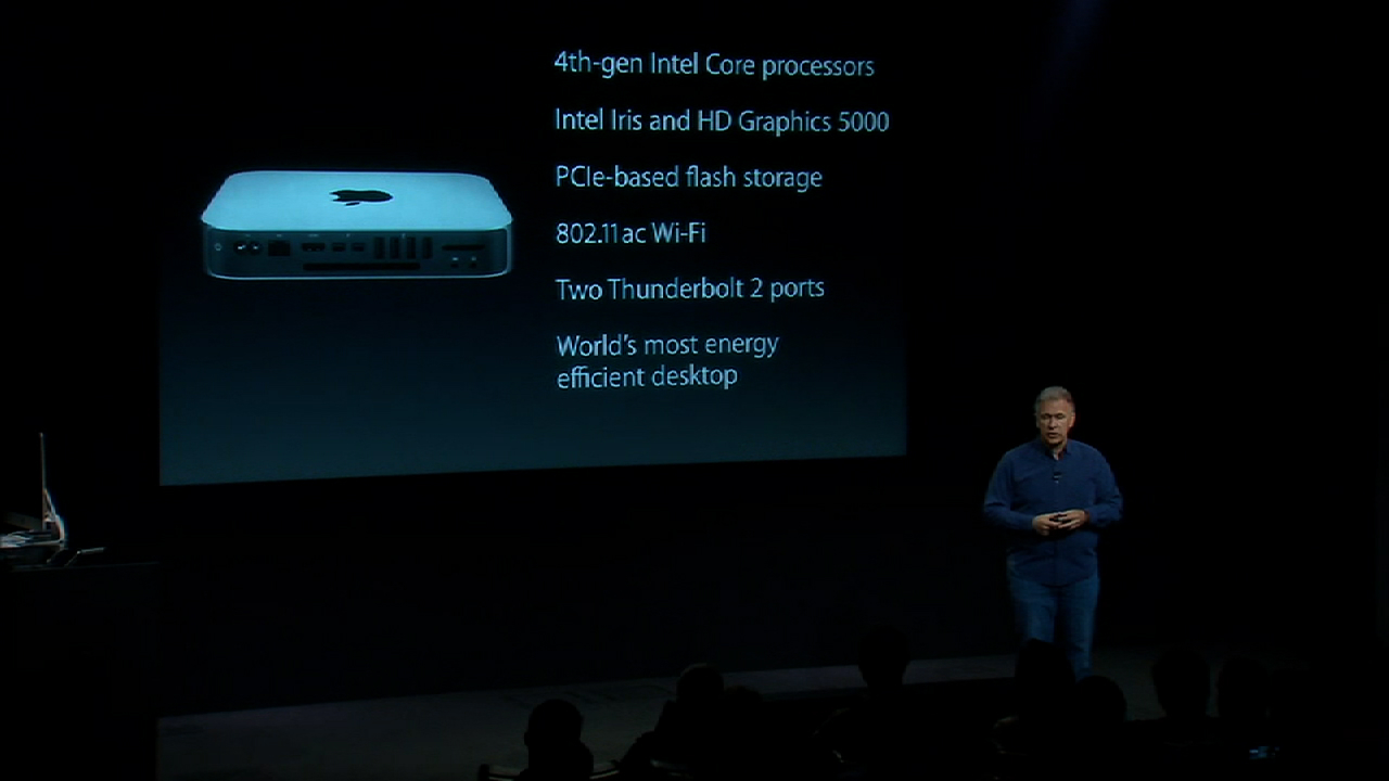 Video: La Mac Mini se actualiza