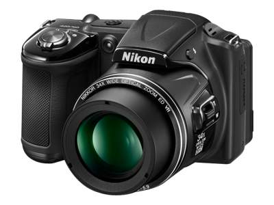 Nikon Coolpix L830 (Black)