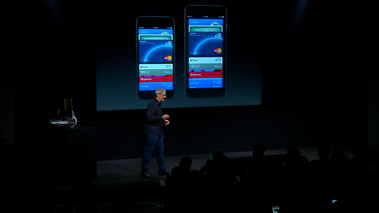 Video: Apple Pay is coming Monday, October 20