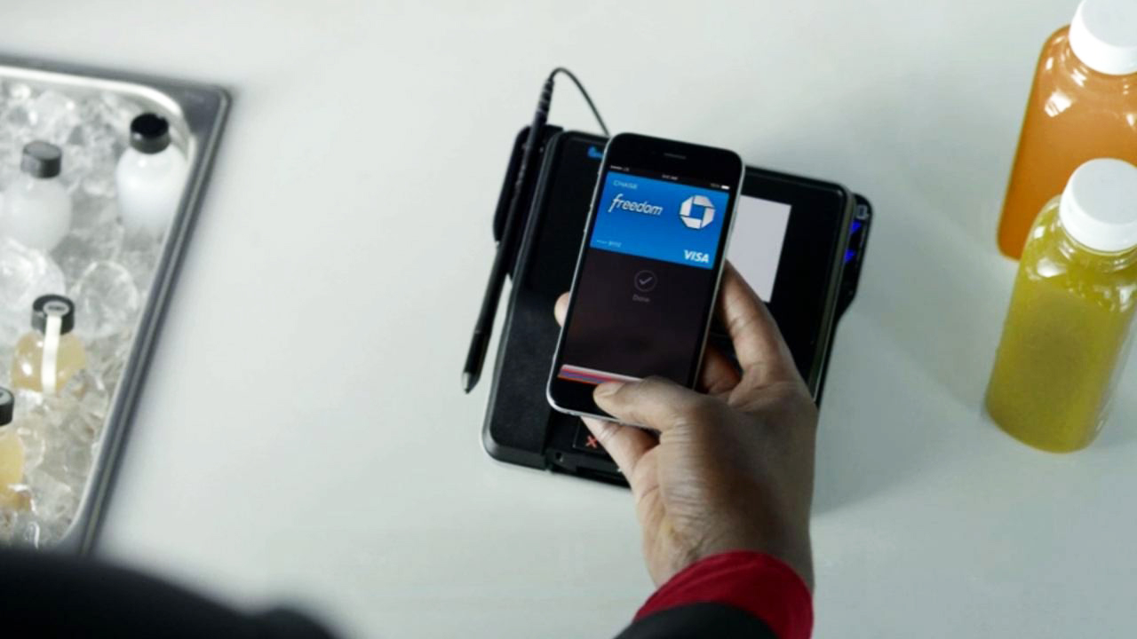 Video: As Apple Pay launches, others reimagine the credit card