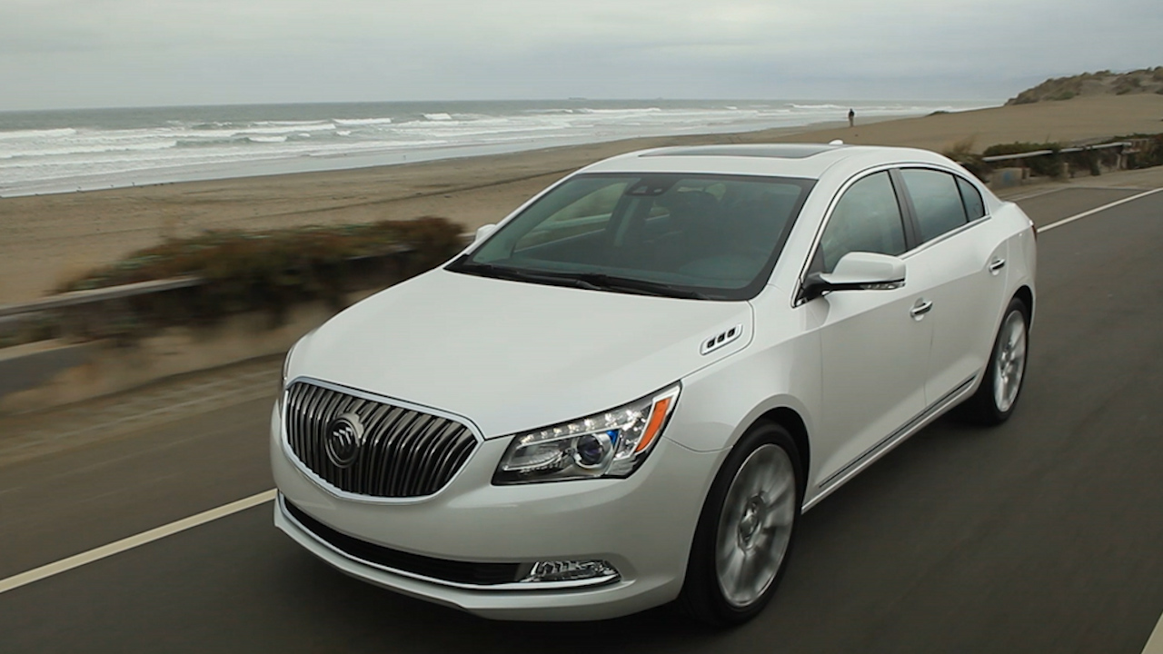 Video: Fast data in the Buick LaCrosse