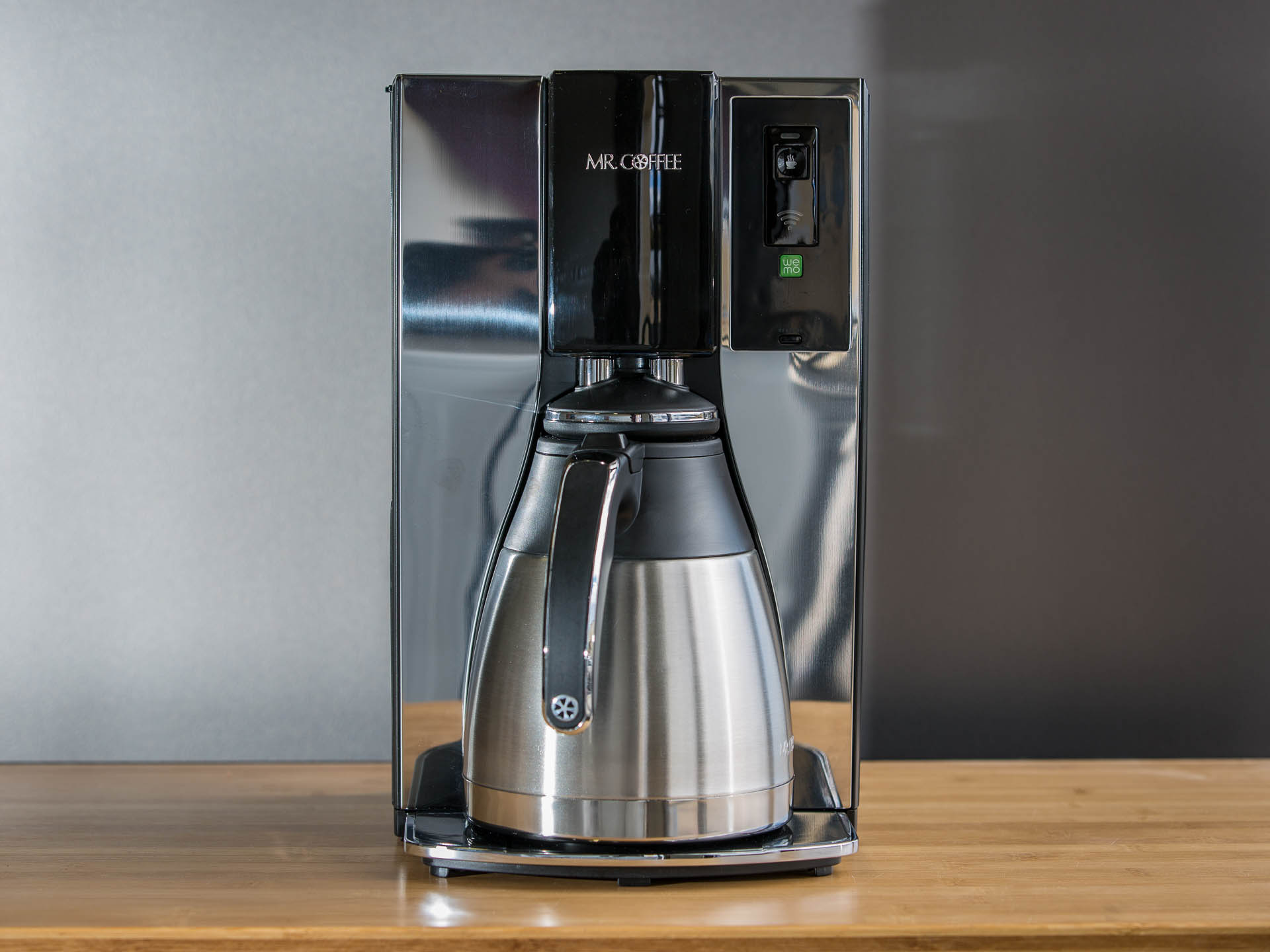 Mr Coffee Smart Coffee Maker Review : Mr.Coffee Smart Optimal Brew review - CNET