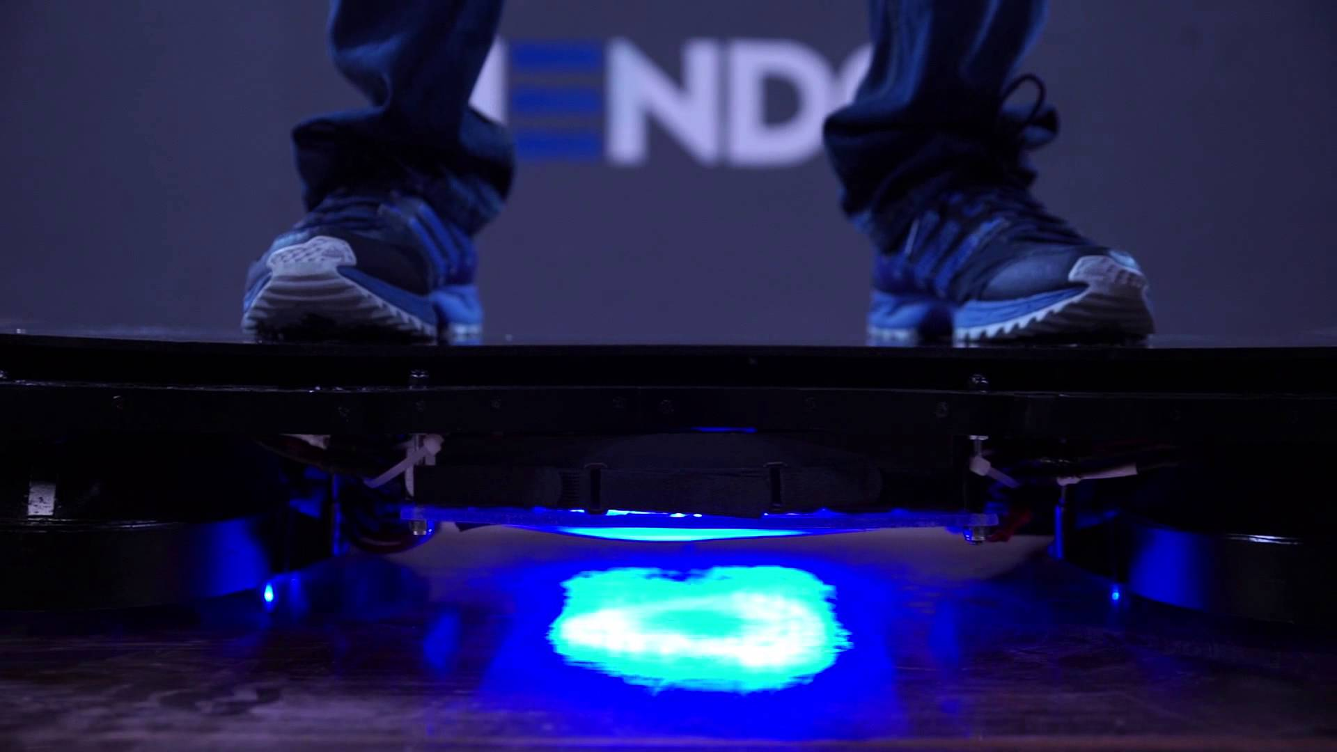 Video: Tomorrow Daily 072: Real-world Mario Karts, a working hoverboard and more