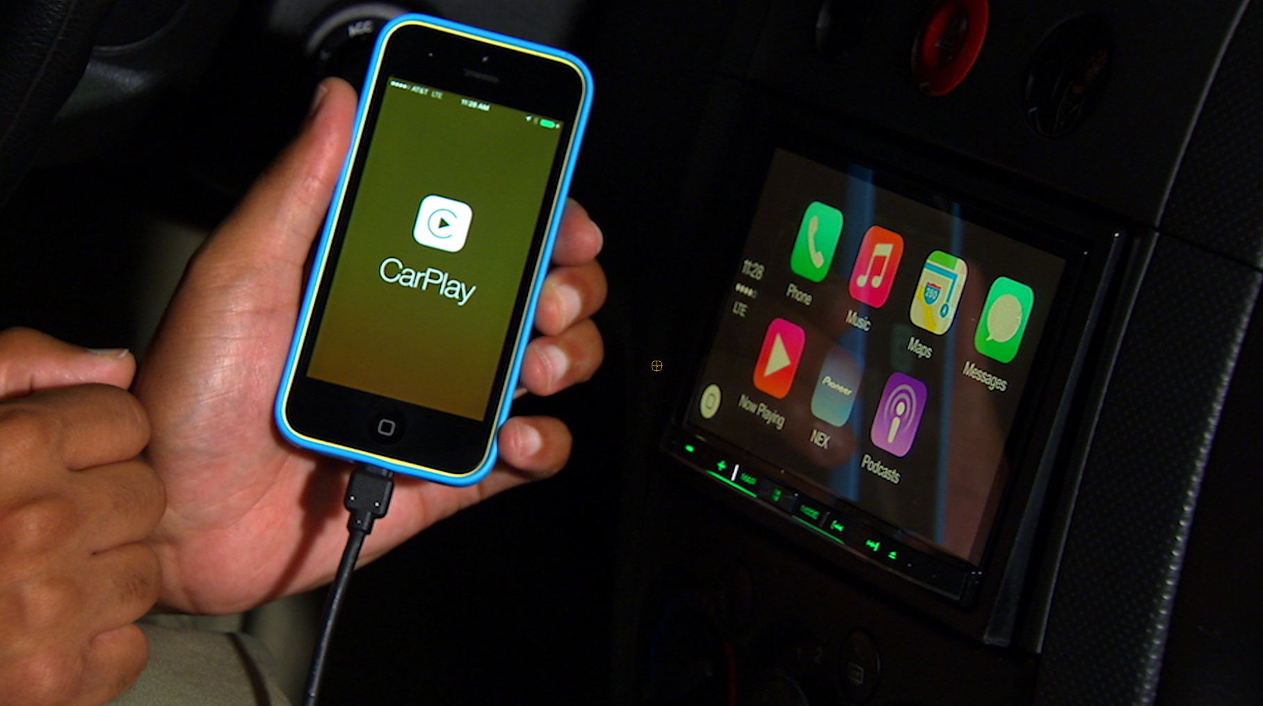 Video: Pioneer flagship boasts CarPlay and everything but the kitchen sink