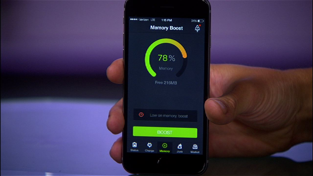 Video: Apps to manage your phone's battery life