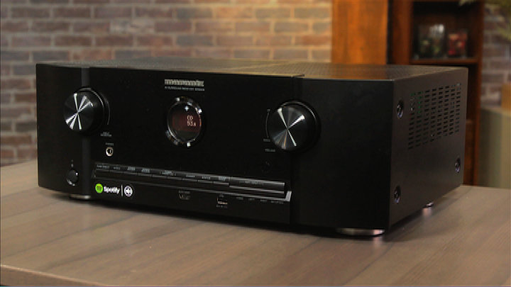 Video: Marantz SR5009 receiver: stunningly good sound