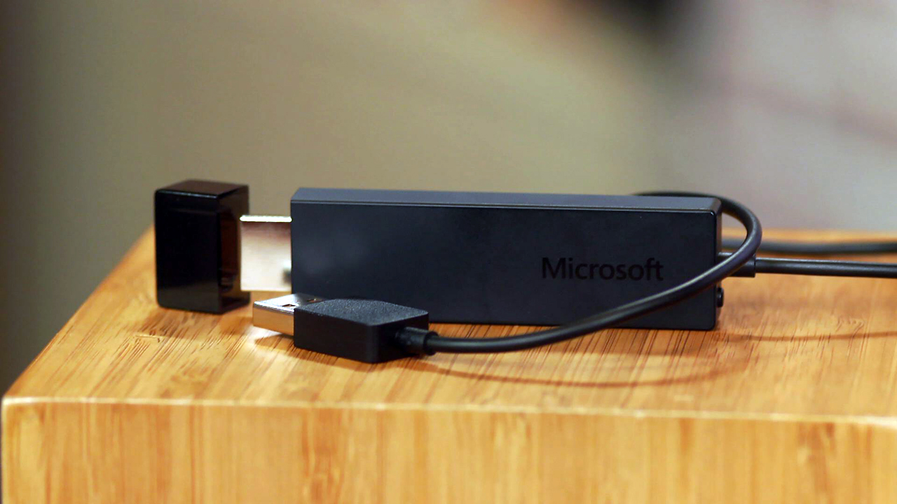 Video: Microsoft's Chromecast competitor is pretty awesome for on-the-go screencasting