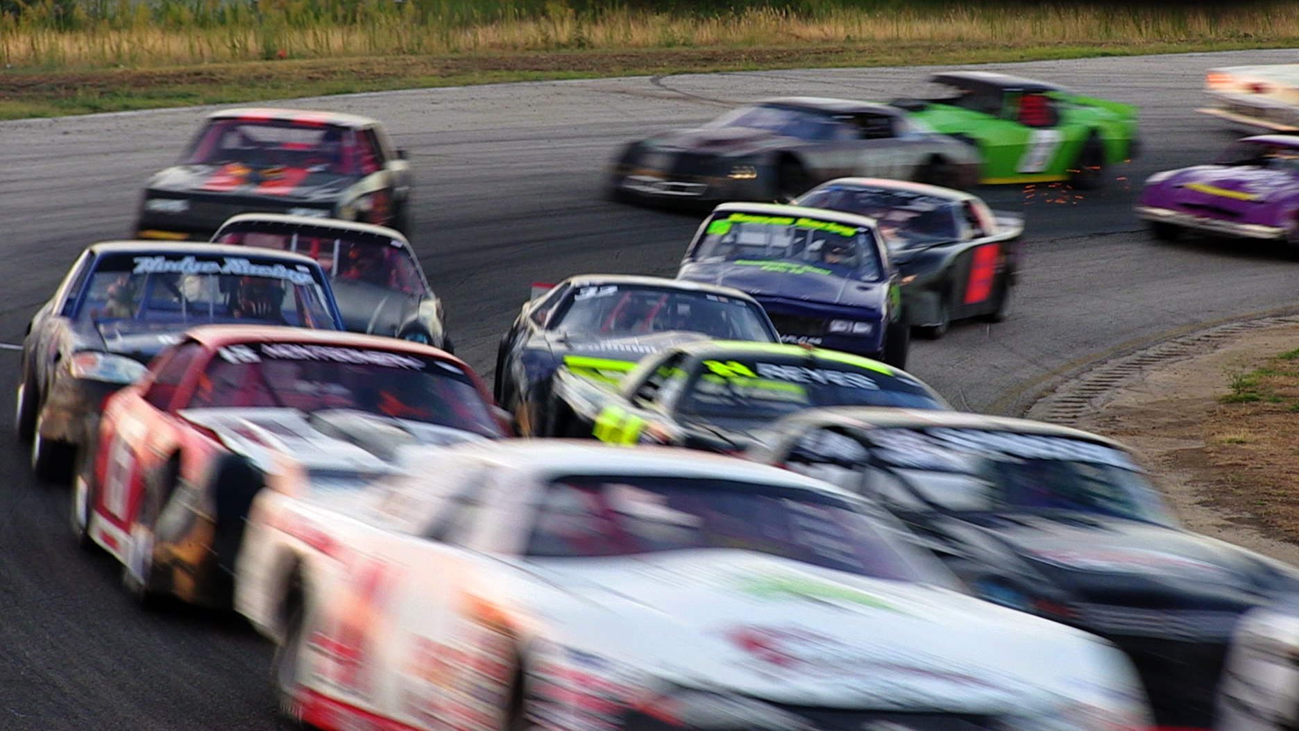 Video: Rubbin'. Shuntin'. Bumpin': The world's best racing is in Texas