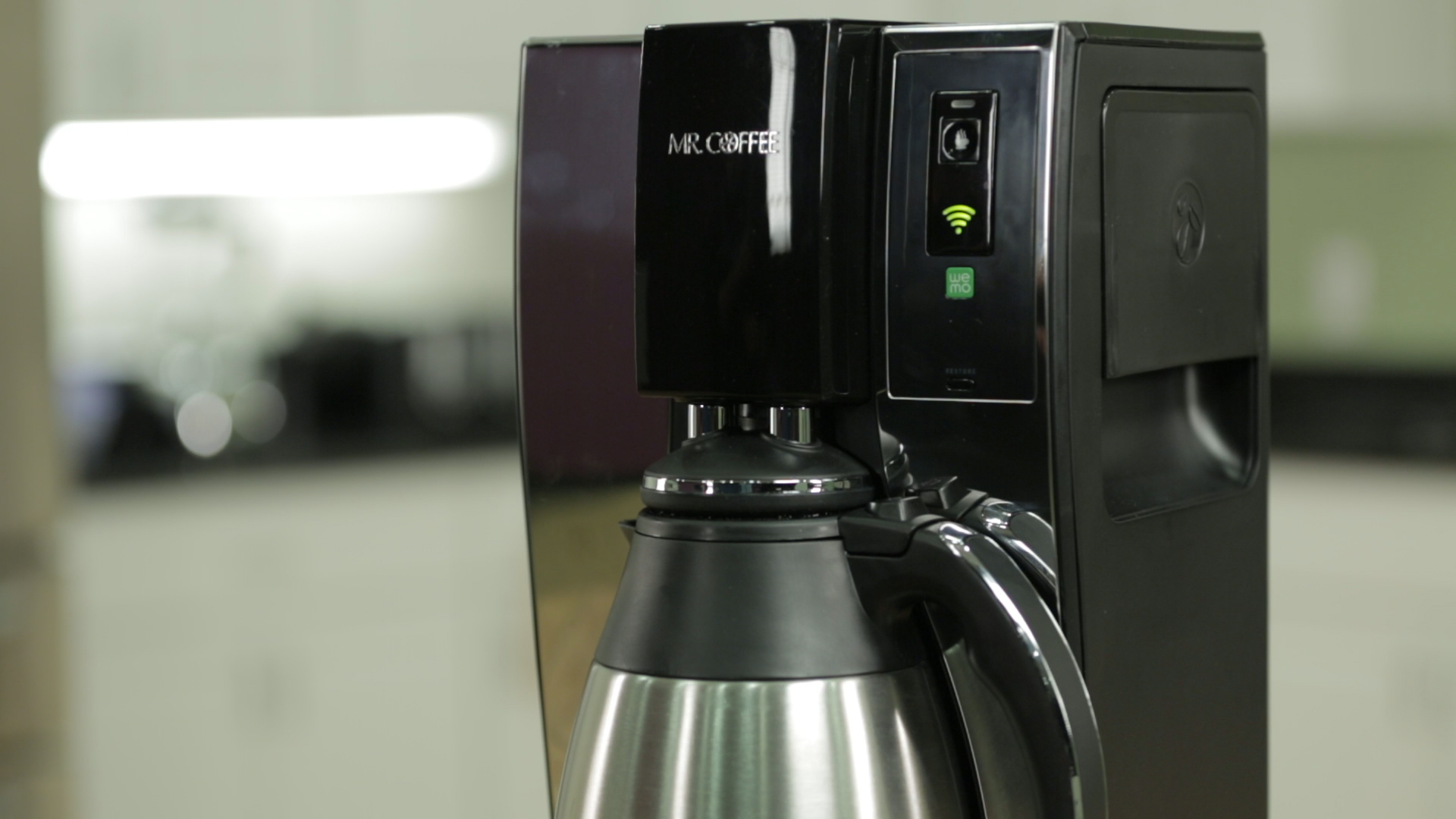 Video: Mr. Coffee gains some smart home skills