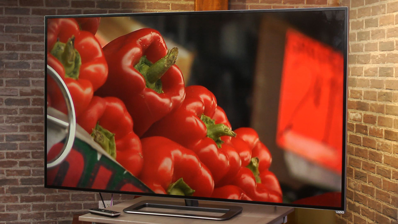 Video: Vizio P series: Good and cheap but flawed 4K TV