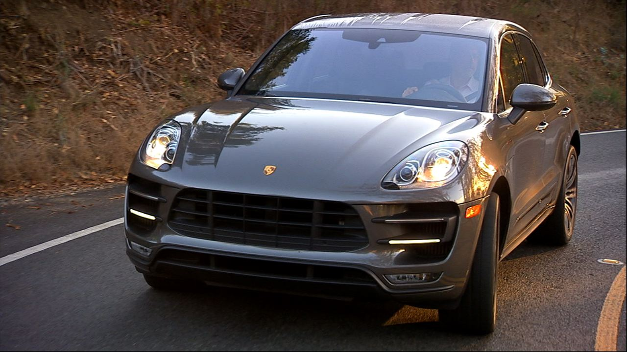 Video: Macan: Meet the very different future of Porsche​ (CNET On Cars, Episode 52​)