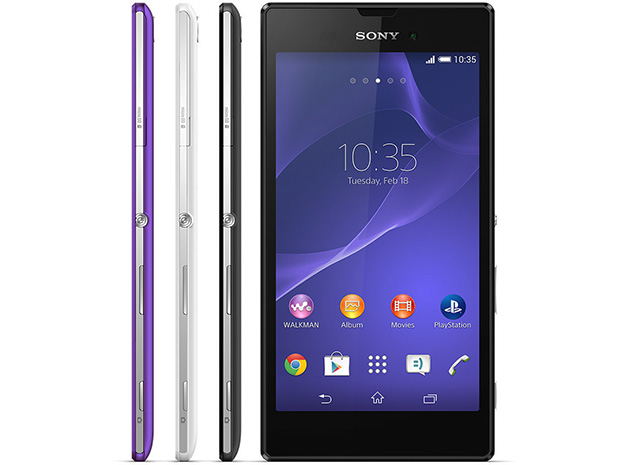 Sony Xperia T3 (black)
