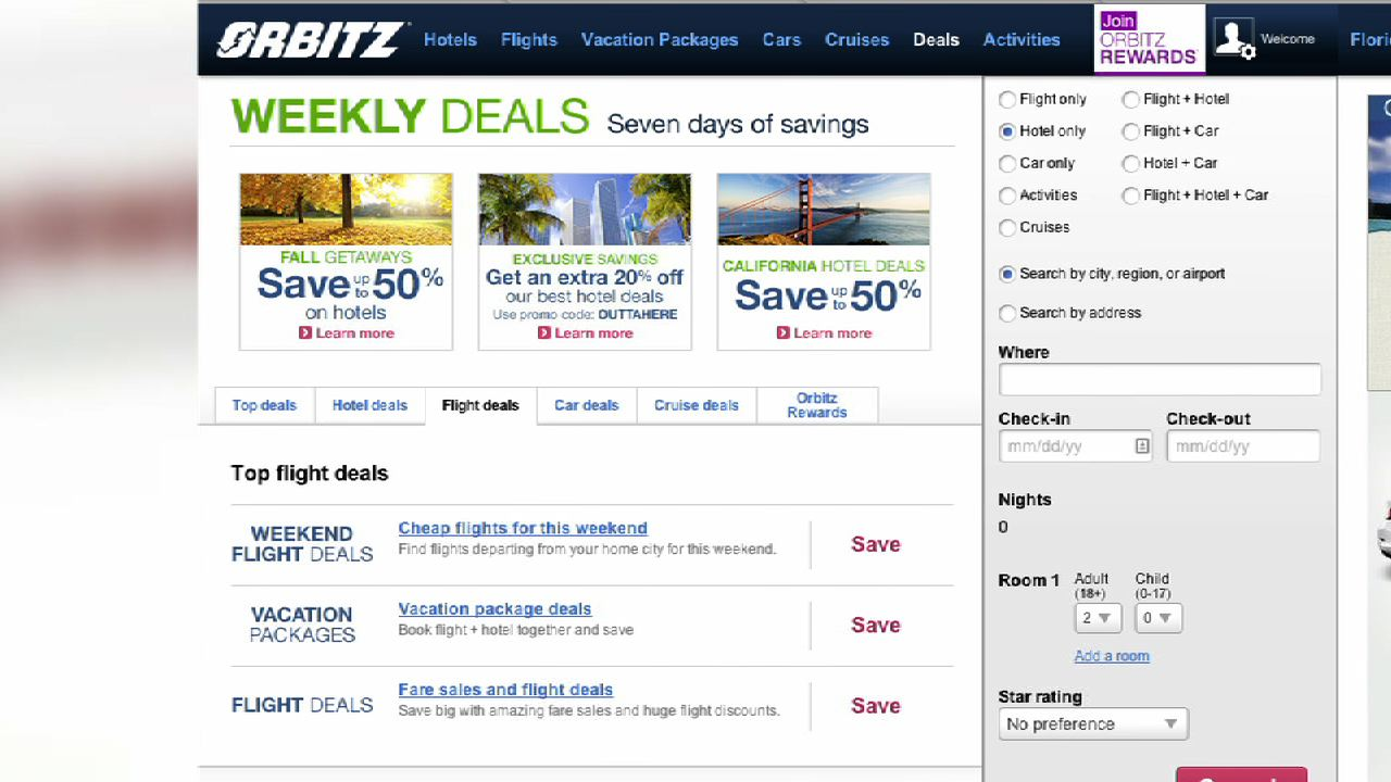 Video: Find deals on last-minute holiday travel