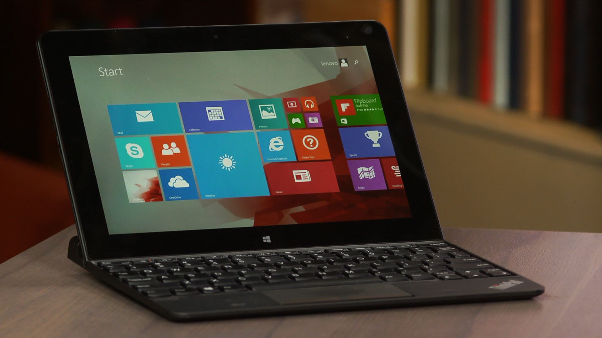 Video: ThinkPad 10 takes a kitchen sink approach to hybrids