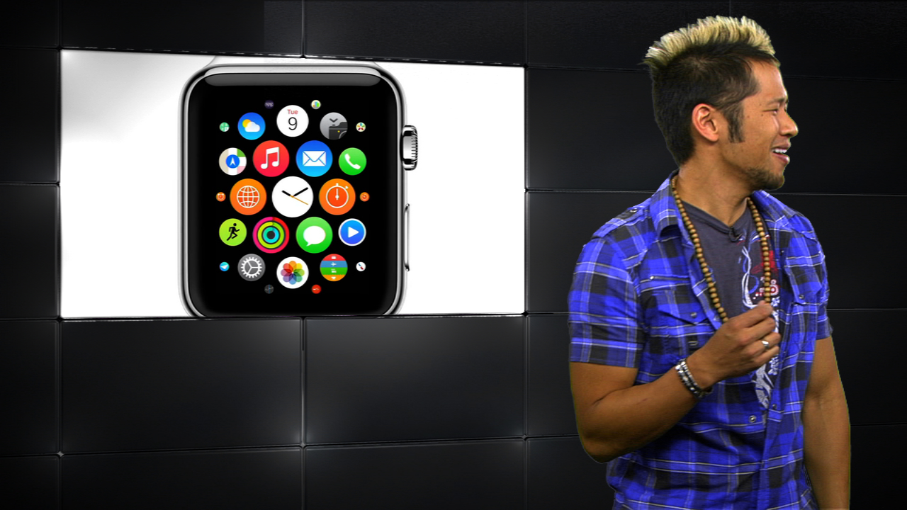Video: The Apple Watch will only last a day?