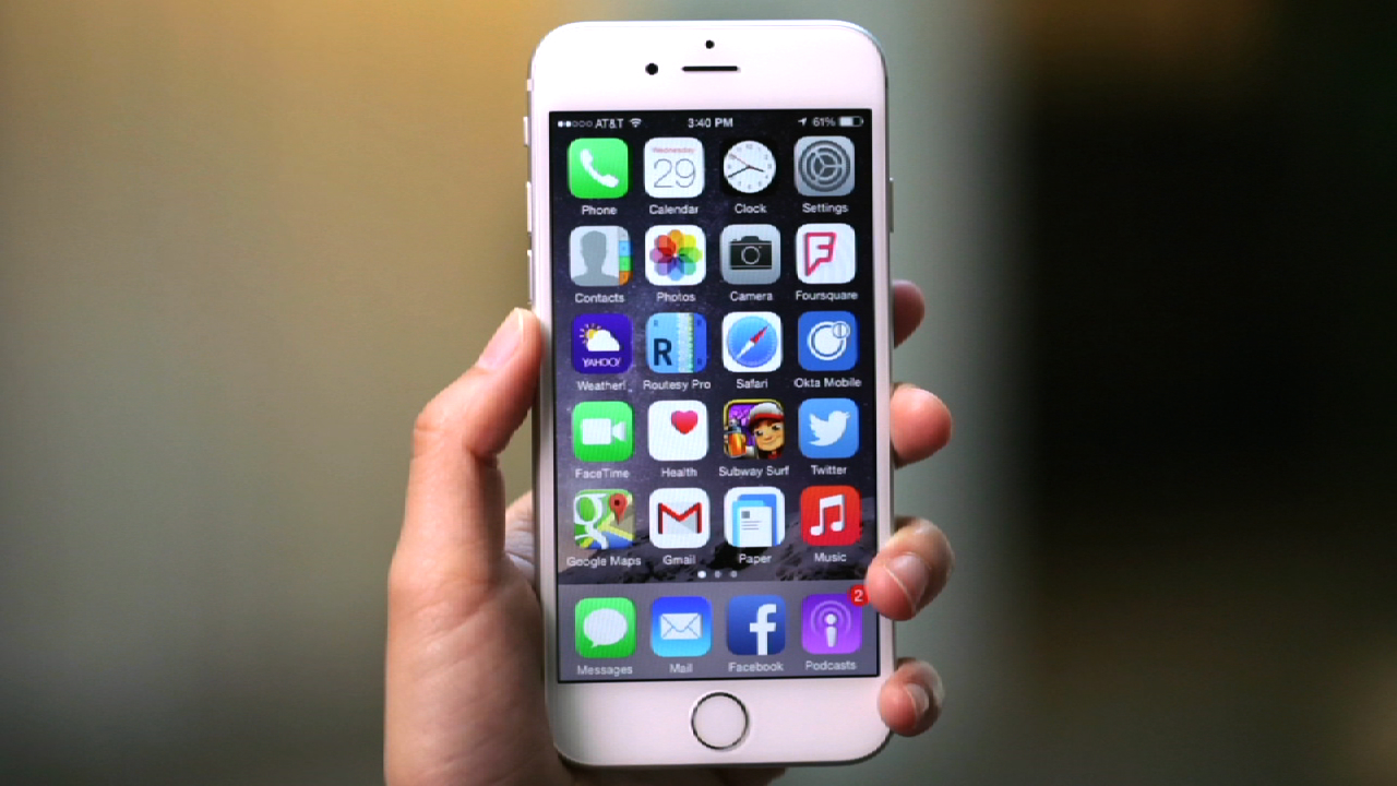 Video: This giving season, consider the Apple iPhone 6