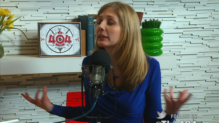 Video: The 404 Show 1,576: Alex from Target controversy, McRib on trial, Bale bails on Jobs (podcast)