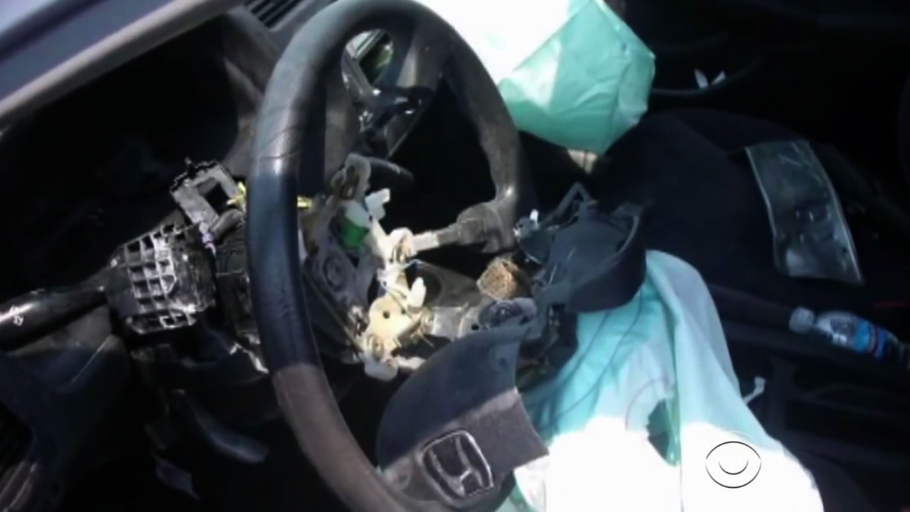 Video: Smarter Driver: What you need to know about the exploding airbag recall
