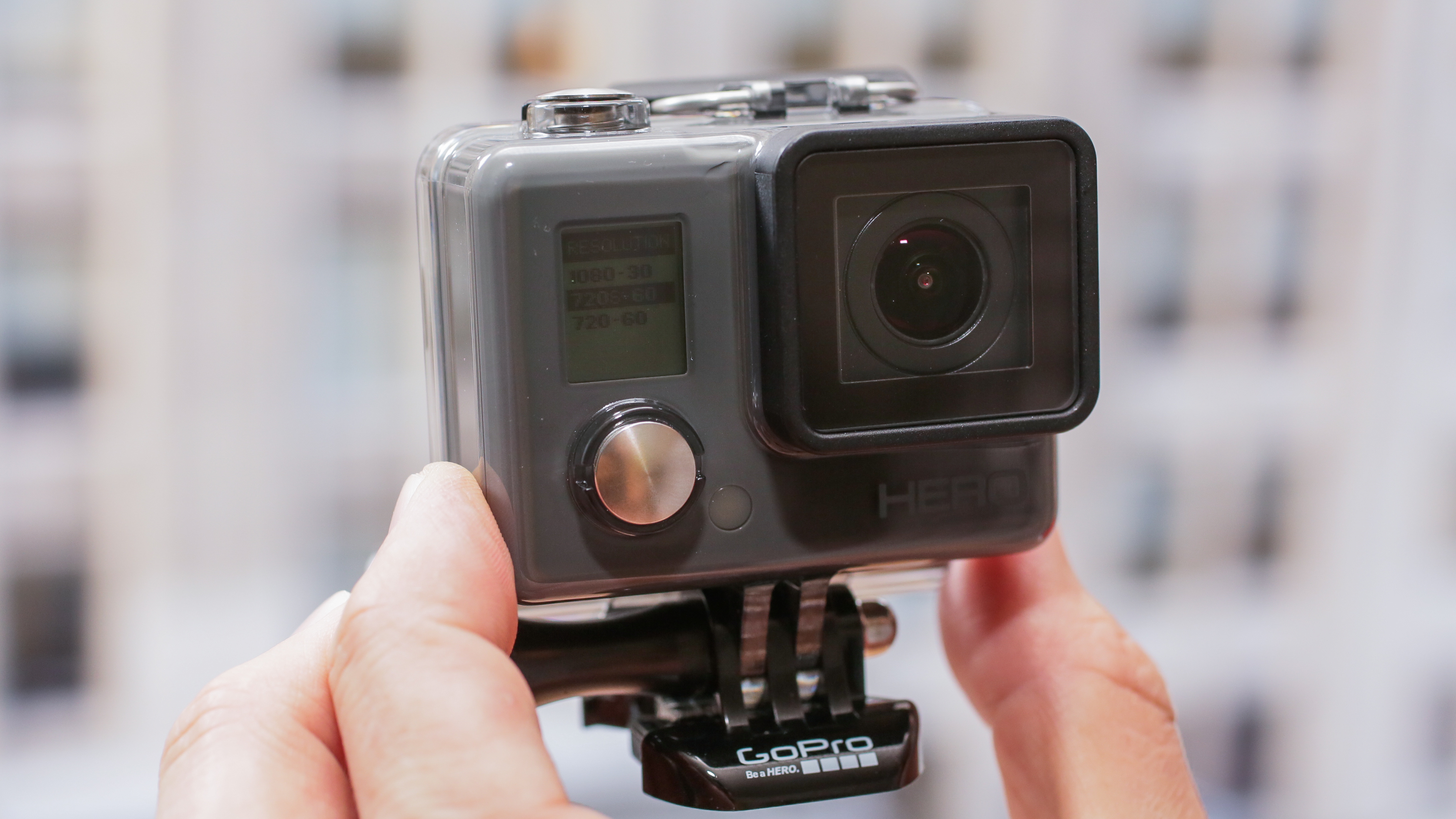 GoPro Hero review  CNET