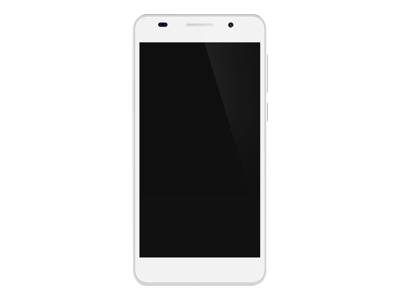 Huawei Honor 6 (white)