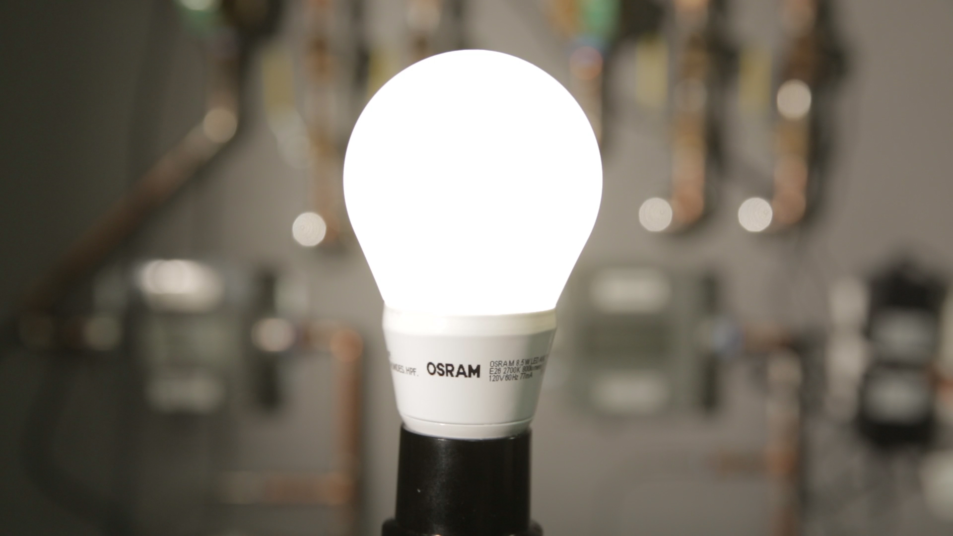 Video: Solid across-the-board performance from the Osram 60W Replacement Ultra LED