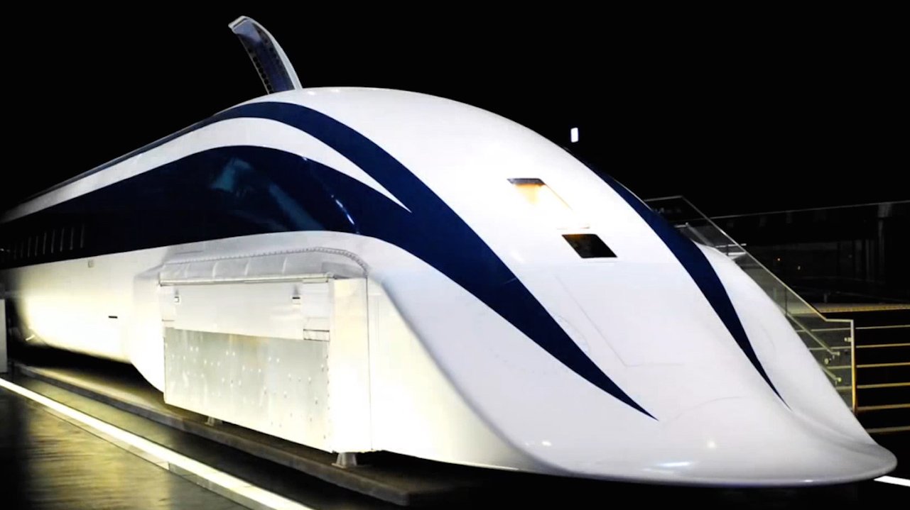 Video: Tomorrow Daily 088: Ultrafast maglev trains, unlimited 'Interstellar' tickets, and more