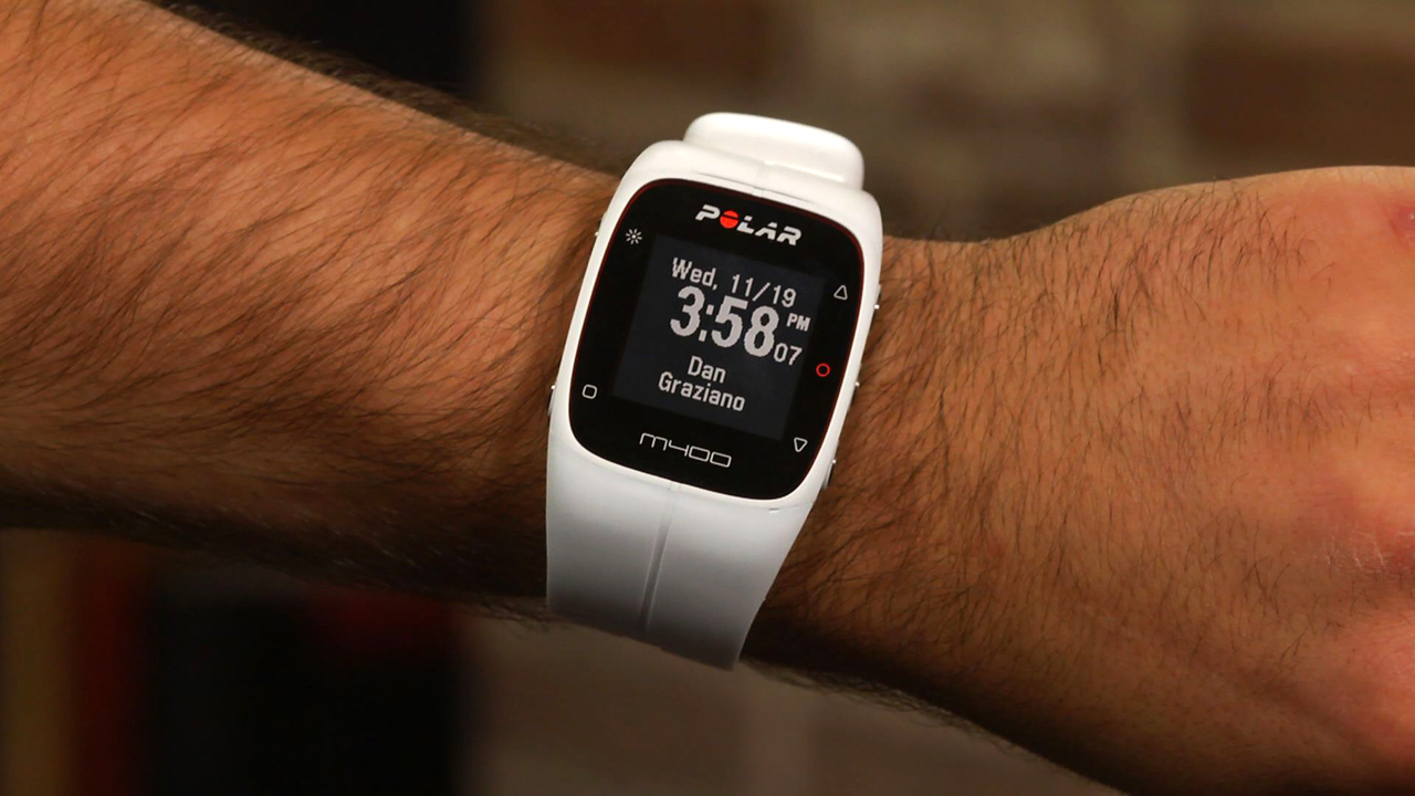 Video: Polar M400: An activity tracker with the heart of a GPS running watch